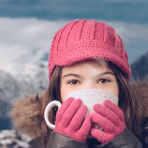 Warm tea...